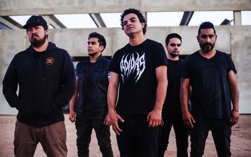 Paralaje Band - Foto web