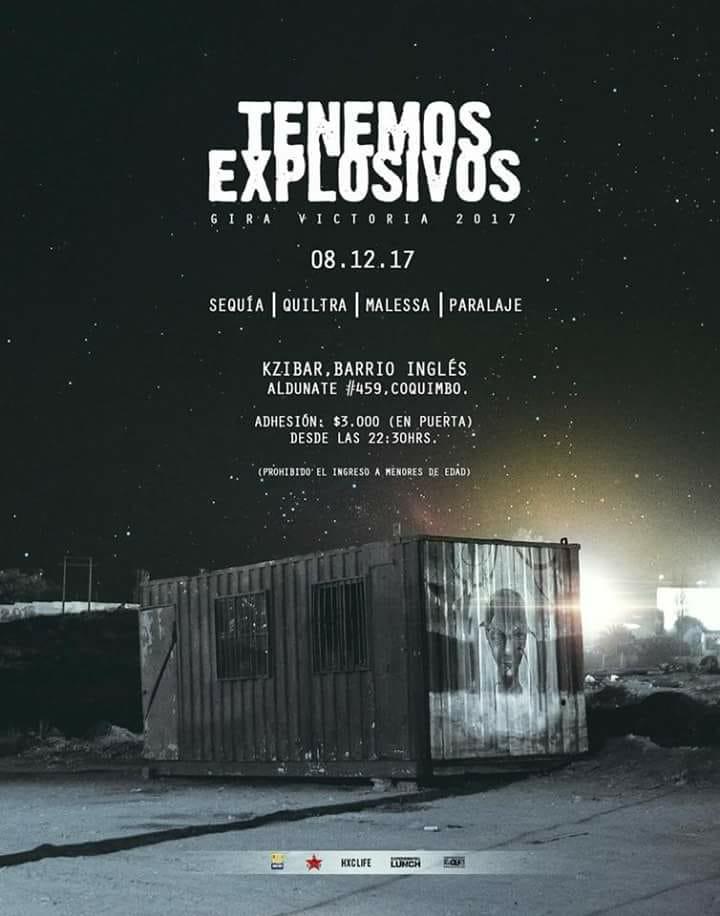 Tenemos Explosivos 08_12_17